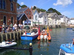 Fowey holiday rental cottage in Cornwall