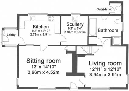 Outdoors Small Cabins besides Cabin Plans likewise 127719339405678039 in addition Modern rondavel house plans as well 22' X 40' House Plans. on tiny house single floor plans 2 bedrooms bedroom